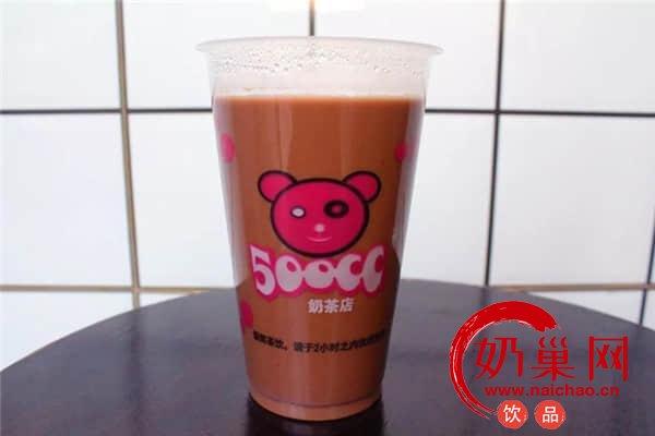 500cc奶茶产品图1